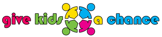 Give kids a chance logo